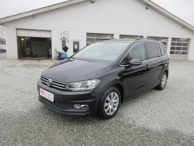 VW Touran 1,4 TSi 150 Comfortline 7prs 5d - 236.000 kr.