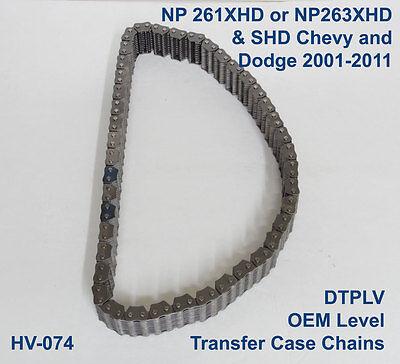BRAND NEW TRANSFER CASE CHAIN NP 261XHD NP263XHD /& SHD 2001-2011 HV-074