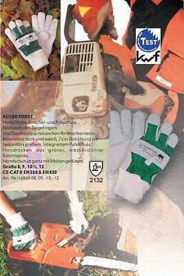 Leder Angenehm Im Nachgeschmack Intelligent 120 Paar Keiler Forst-handschuhe Gr.10,5 Forsthandschuhe Neu