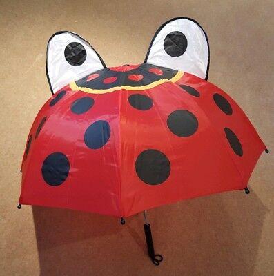 Capace Ladybird 3d Kids Ombrello A Cupola-mostra Il Titolo Originale Vuoi Comprare Alcuni Prodotti Nativi Cinesi?