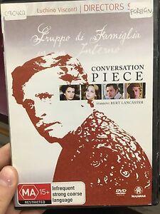Conversation-Piece-ex-rental-region-4-DVD-1974-Italian-movie-RARE
