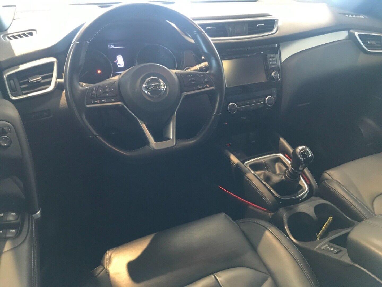 Nissan Qashqai 1,5 dCi 110 Tekna+ - billede 6