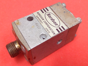 Nordson H440 Gun Module Replacement AN04F AN04D
