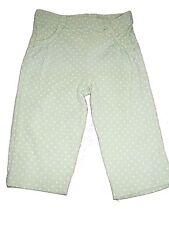 Garanimals tolle Legging Gr. 68 / 74 grün-weiß gepunktet !!