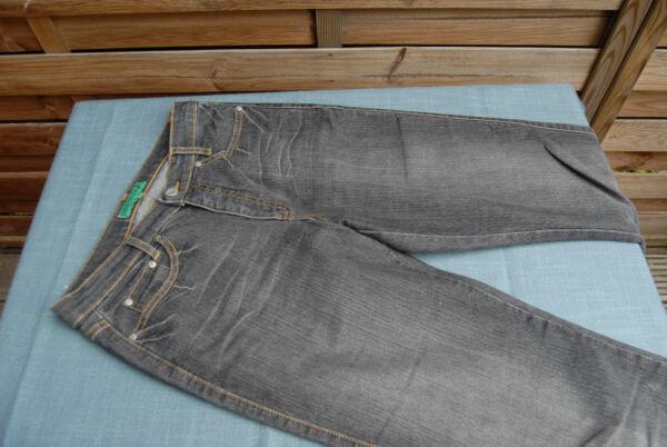 !!top!! Wie Neu!! Zucchini Jeans Grau Gr. 38 Pour RéDuire Le Poids Corporel Et Prolonger La Vie