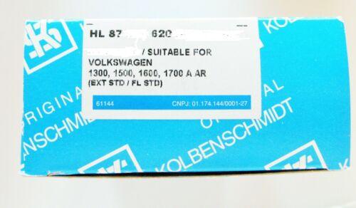 VW KOLBENSCHMIDT STD CASE //STD CRANK MAIN BEARING SET AIRCOOLED TYPE1 1200-1600