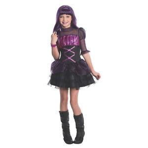 Monster High Kostuem Ebay.Kinder Monster High Elissabat Kostum Halloween Karneval Kleid Vampir Hexe Party Ebay