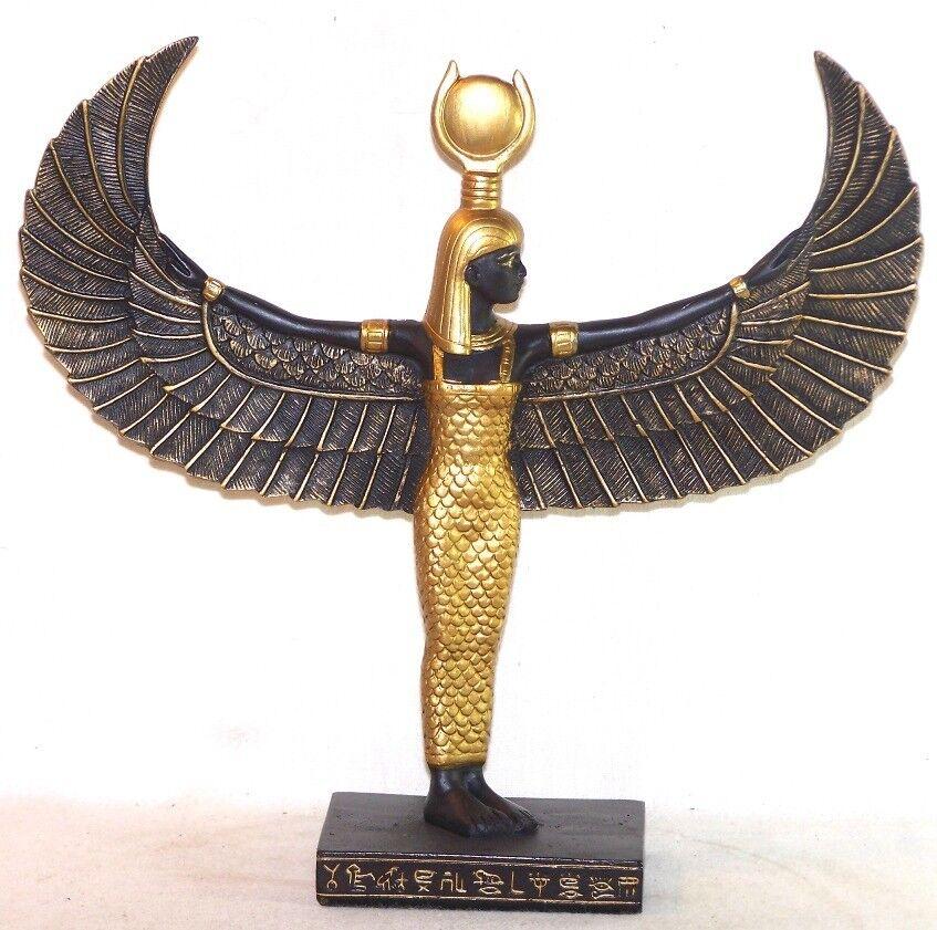 Statuette égyptienne - Déco Egypte - Statuette Déesse Isis
