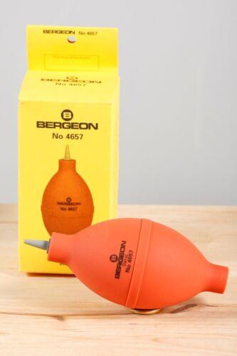 Bergeon 4657 Dust blower wtih PVC nozzle NEW