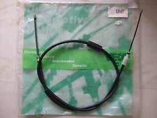 LH REAR HANDBRAKE CABLE - 4745.F8 - FITS: PEUGEOT 306 CABRIOLET / CONVERTIBLE