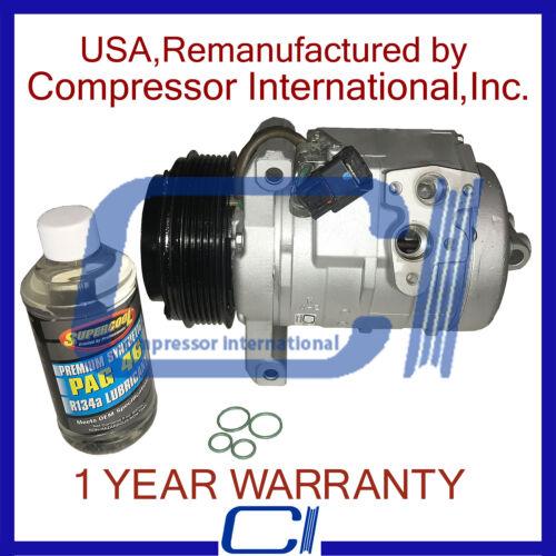 2004-2007 CTS 2.8L//3.6L OEM Reman A//C Compressor