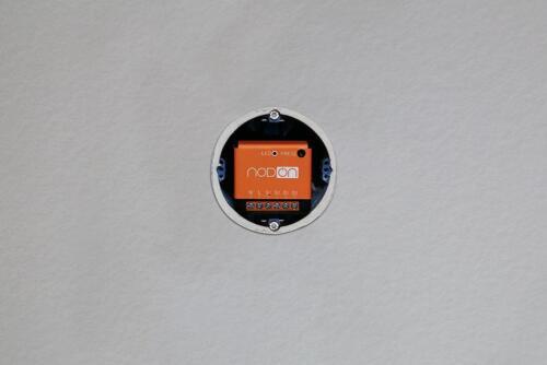 Nodon Réservoir Module derrière Prise de courant-sin-2-2-01 protocole EnOcean 2x1000w