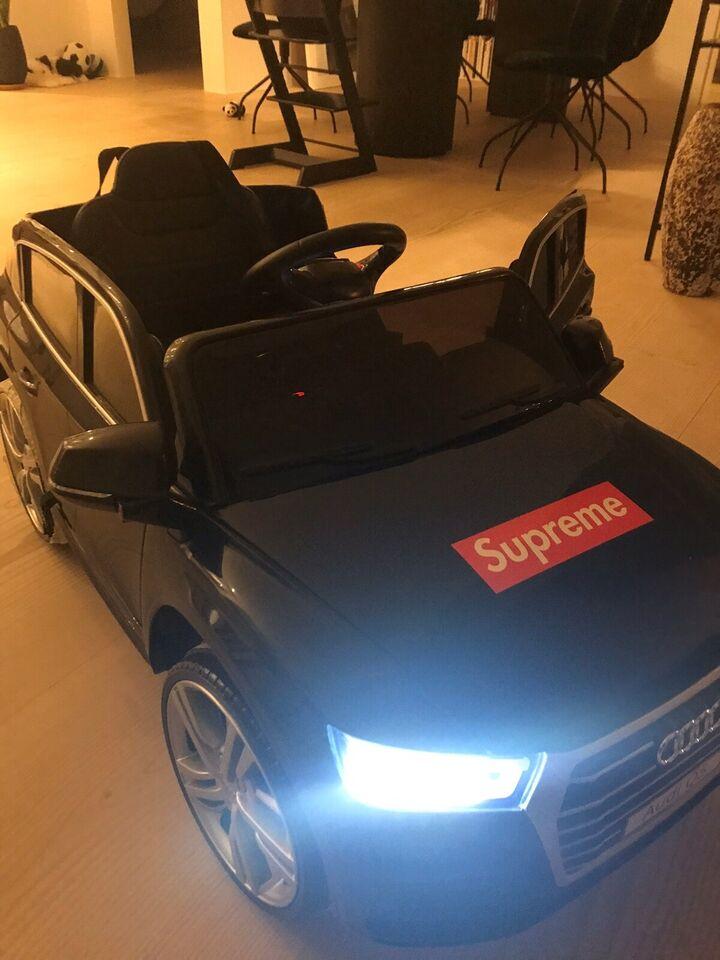 El bil, Audi