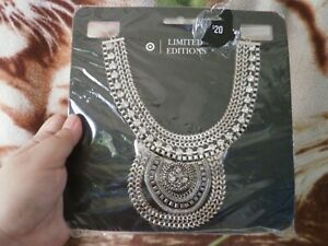 CLOSEOUT-SALE-Imported-From-USA-20-Target-Limited-Edition-Necklace-B-1