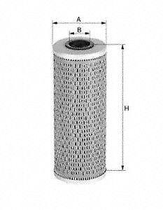 MANN-FILTER HU727/1X Oil Filter