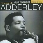 Riverside Profiles 0888072300729 by Cannonball Adderley CD