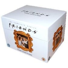 Friends - Complete Collection Seasons 1 2 3 4 5 6 7 8 9 10 DVD Series 1 - 10