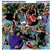 1 of 1 - Red Hot Chili Peppers - Freaky Styley (Parental Advisory) [PA] (2003
