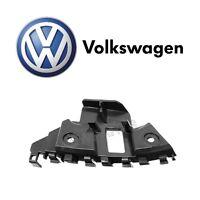 Volkswagen Jetta Front Driver Left Bumper Cover Bracket Genuine 5c6 807 183