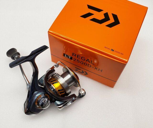 2018 NEW Daiwa Tatula LT 2500D-XH Spinning Fishing Reel 6.2:1 TALT2500D-XH