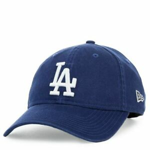 197d573b6d8c8 Era Los Angeles Dodgers 9twenty Strapback Dad Hat Cap Core Classic 47 Blue