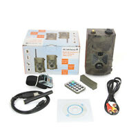 3g 1080p Trail Camera Home Security Camera Hunting Scout Farm Night Vision 12mp