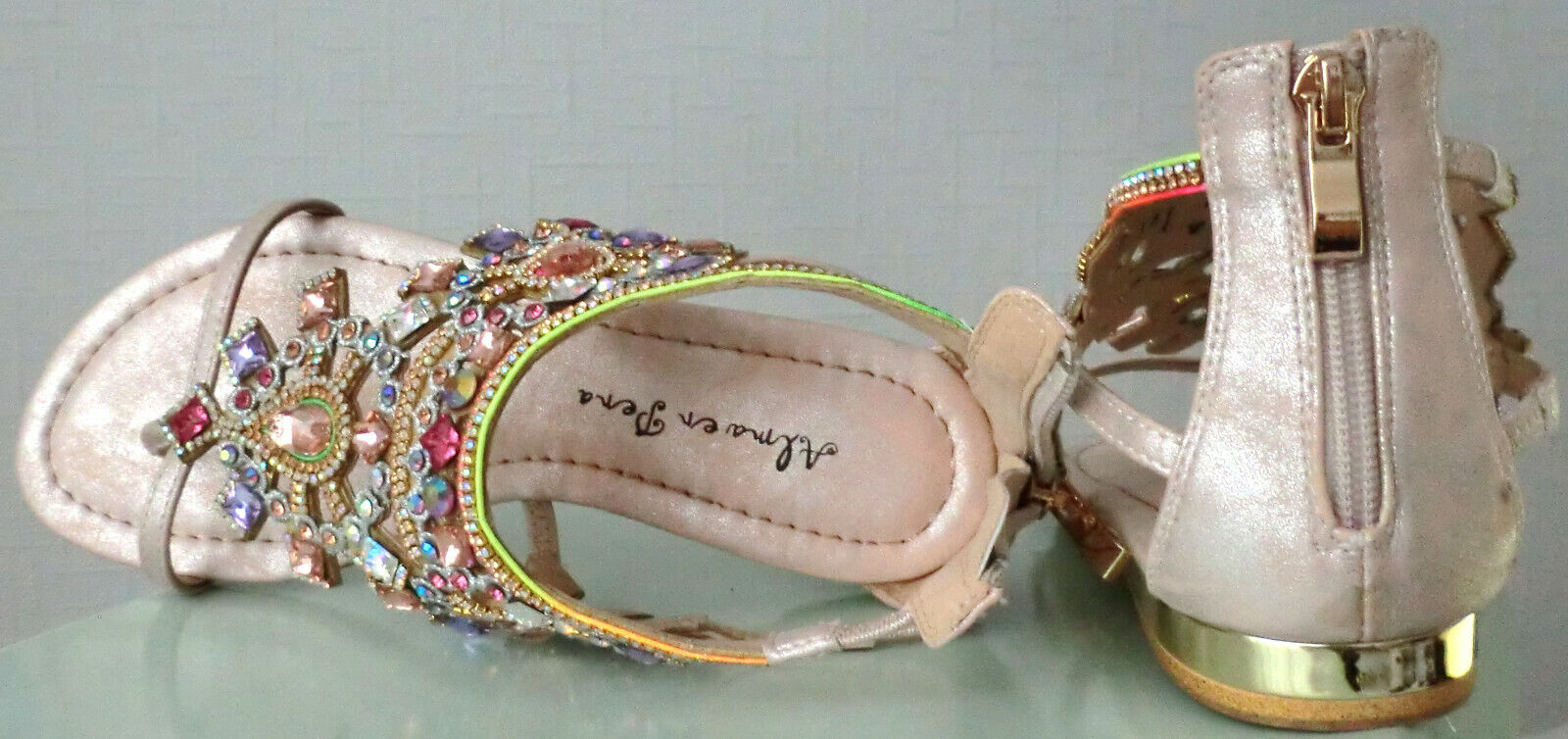 Damen Pena en Ballerinas Alma NEU 36 Gr 17540czni62069