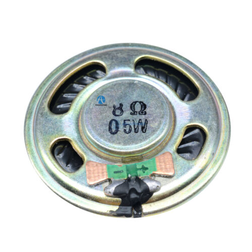 10Pcs 8Ω 0.5W Small Trumpet 36mm Diameter Loudspeaker Loud Speaker