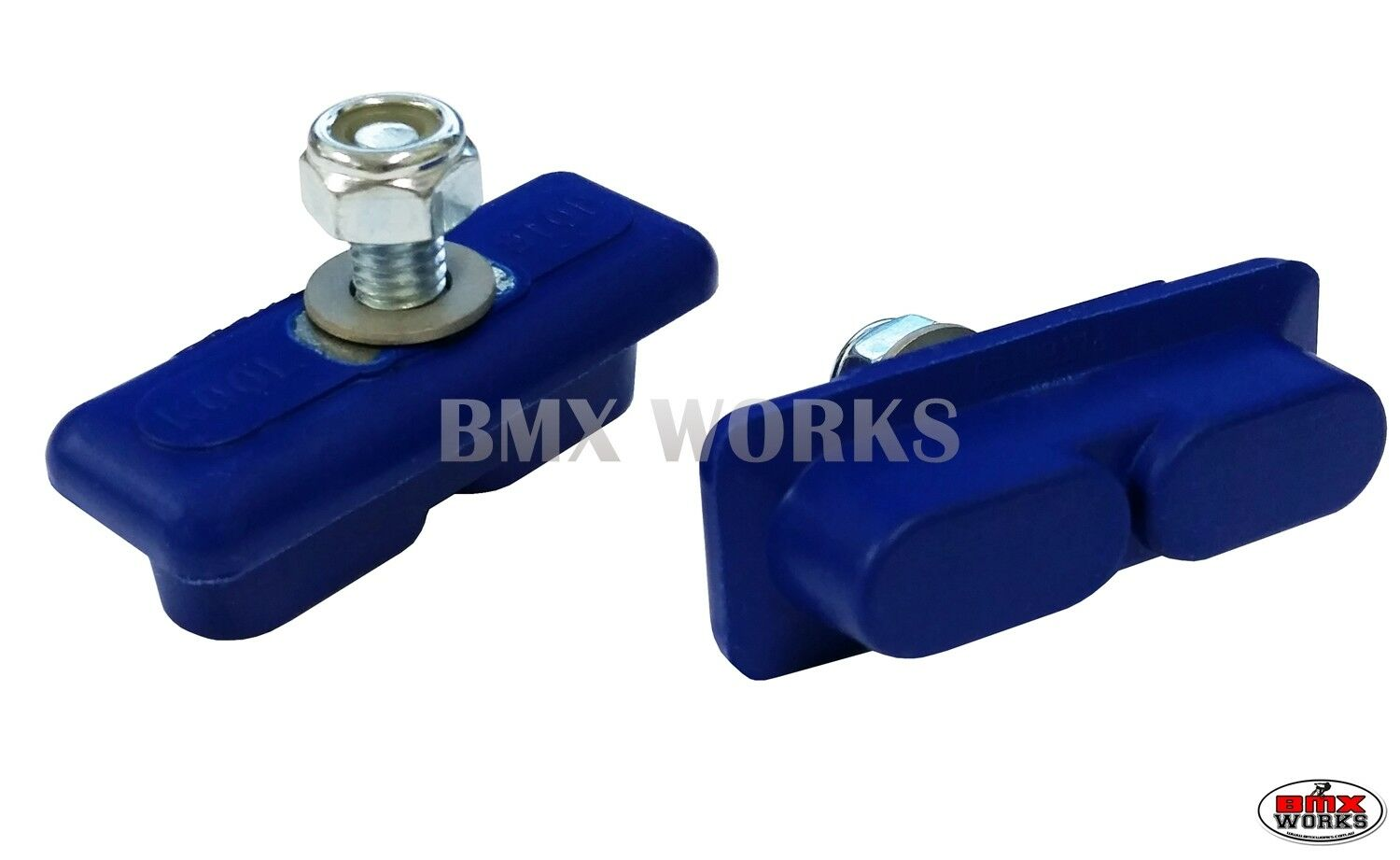 Kool Stop BMX Continental Blue Brake Pads Sold In Pairs Old School BMX Tuffs