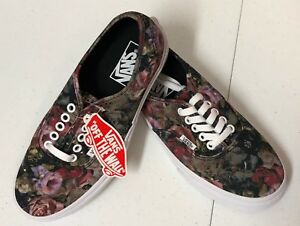 4e545da1086c15 Details about Vans AUTHENTIC Moody Floral MEN S SZ 5.5 Women s Size 7