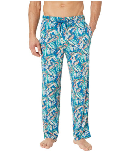 Tommy Bahama Knit Pants Big Leaves Large