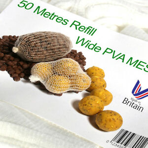 PVA mesh 50 metre refill - Stoke-on-Trent, United Kingdom - PVA mesh 50 metre refill - Stoke-on-Trent, United Kingdom