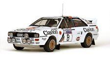 Sun Star 1:18 Audi Quattro A2, RAC Rally 1985, Eklund/Cederberg