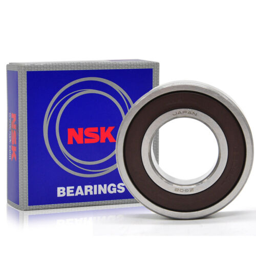 NSK 608DD C3 Deep Groove Bearing Miniature 8x22x7mm