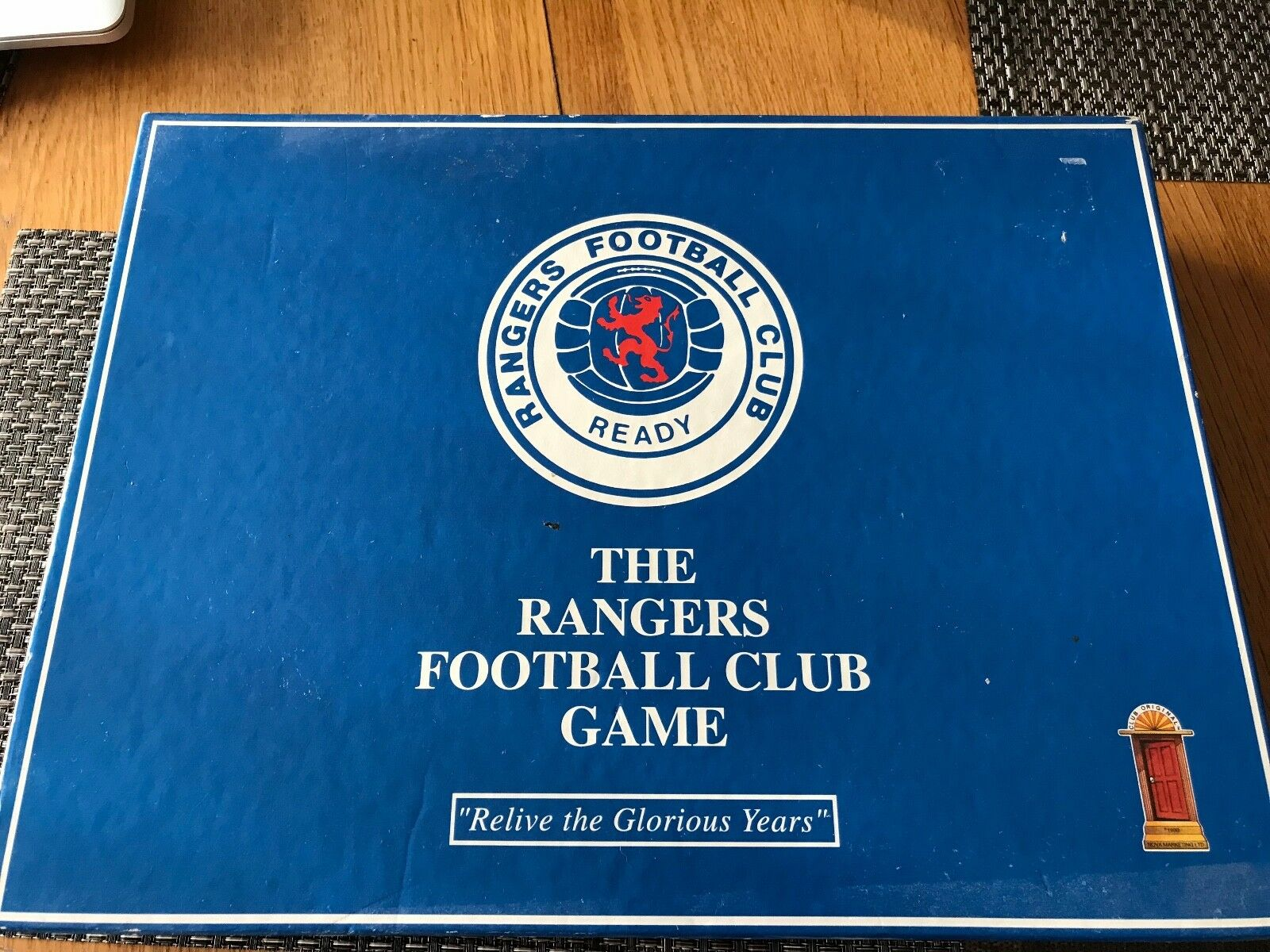 Rangers Football Club Jeu de Plateau-Special Edition, 100 S question sur Rangers FC