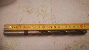 1-foret-a-metaux-diametre-14-28mm-HSS-revetu-noir-parfait-etat