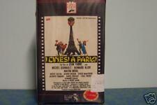[1206] I cinesi a Parigi (1974) VHS Yanne Serrault Blier rara