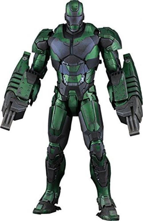 NEW Movie Masterpiece IRON MAN MARK 26 XXVI GAMMA 1/6 Action Figure Hot Toys