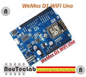 ESP-12F-WeMos-D1-WiFi-UNO-board-based-ESP8266-for-arduino-Compatible-IDE