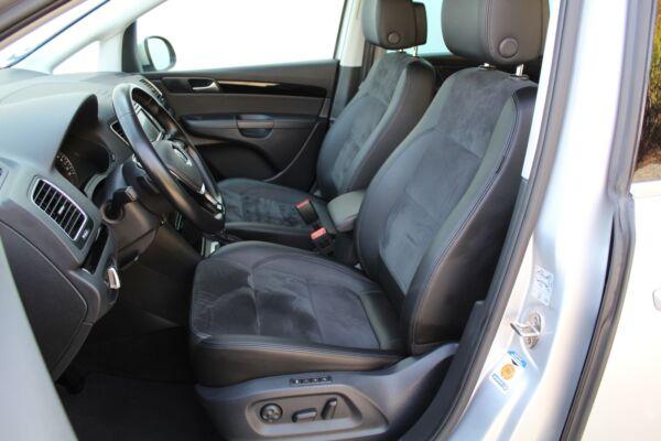 VW Sharan 2,0 TDi 184 Highlline DSG 7prs - billede 4