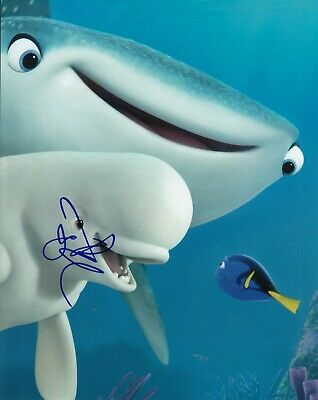 Autographed Movie 8x10 Photo *bailey* W/coa #1 Ty Burrell Signed finding Dory