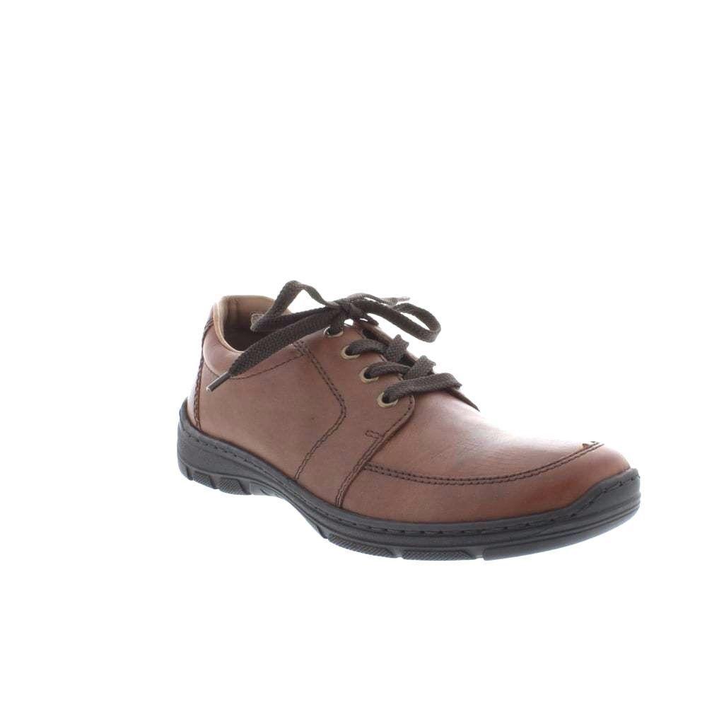 RIEKER 15223-24 Mens Brown Lace Up Formal Shoe RRP £59.99