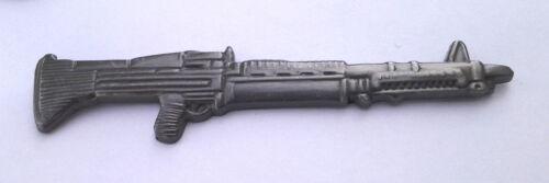 "M-60 MACHINE GUN  Military Veteran Hat Pin 16011 HO LARGE 2-3//8/"" HO LP"