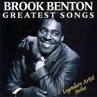 Greatest Hits [Curb] by Brook Benton (CD, Apr-1995, Curb)