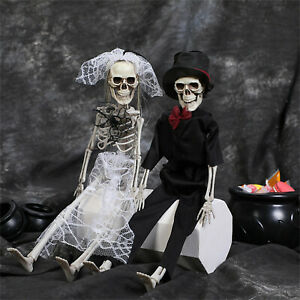 Halloween-Party-Skeletons-Full-Body-Posable-Joints-Skeletons-for-Bride-Groom-2ps