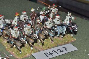 25mm Médiéval / Turc - Cavalerie Seldjoukide 12 Cav (14927)