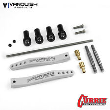 Vanquish VPS08301 CURRIE ANTIROCK YETI SWAY BAR V2 SILVER ANODIZED