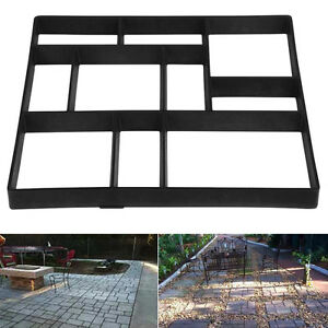 DIY-Driveway-Paving-Pavement-Mold-Concrete-Stepping-Stone-Pathmate-Mould-Paver