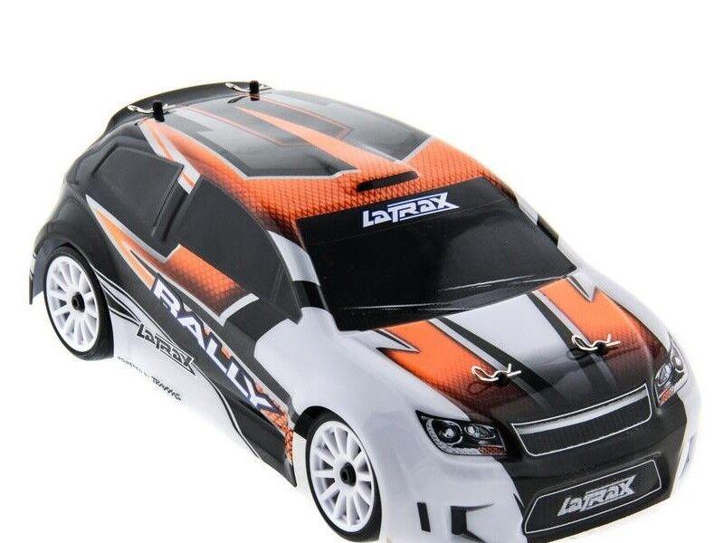 TXX 75054-1 TRAXXAS Automodello Elettrico 4x4 Latrax Rally 1/18 1/18 1/18 Arancio/RC MO 78eba8