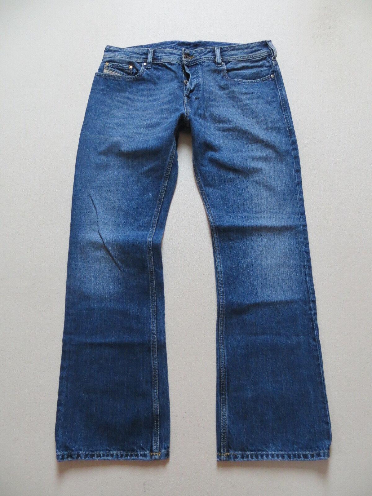 Diesel ZATINY wash 008FA Jeans Hose W 34  L 32, Bootcut Denim mit TOP Waschung